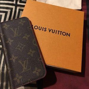 Louis Vuitton Accessories - Louis Vuitton IPhone X Case
